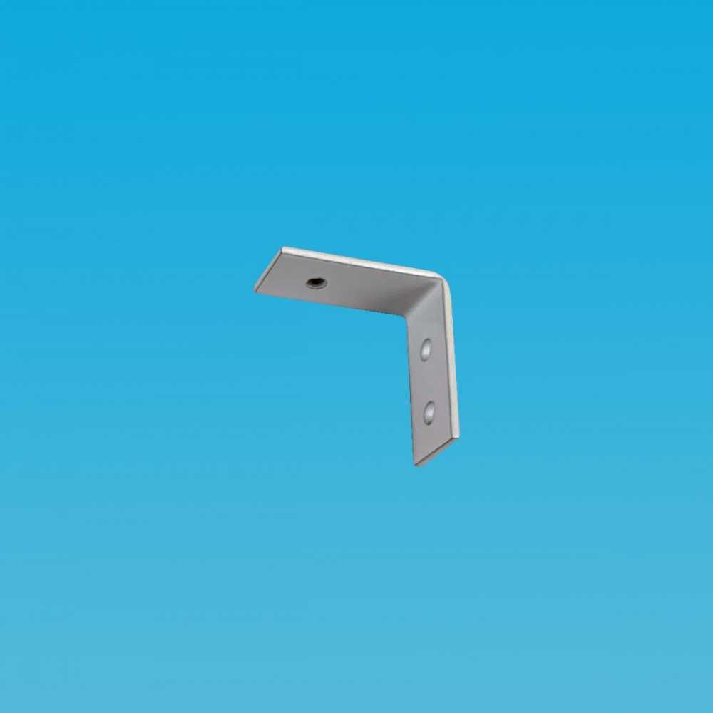 Équerre de 23 mm pour Store Vénitien Aluminium